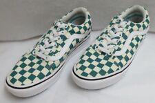 Vans ComfyCush Checker Old Skool Quetzal & True White Shoes M-5.5/W-7.0 NWOB