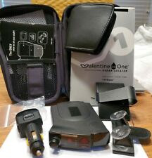 New listing Valentine One V1 Radar Detector - in case, accessories, excellent condition!