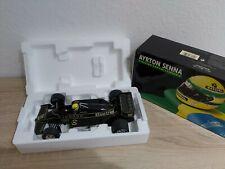 "Minichamps Lotus 97T   ""A.Senna 1985 1:18 OVP Formel 1 F1"
