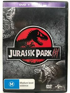 Jurassic Park 3 - DVD - AusPost with Tracking