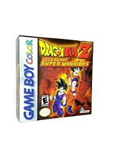 Nintendo Game Boy Color / GBC Dragon Ball Z : Legendary Super Warriors CiB [USA]