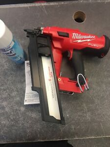 New~ Milwaukee 2744-20 M18 FUEL 21-Degree Framing Nailer (Tool Only)