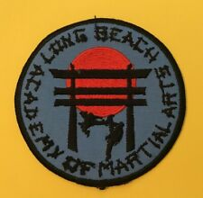 Long Beach Academy of Martial Arts Patch 459R