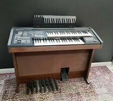 More details for yamaha electone electric standing organ hc 4w vintage multiply functions