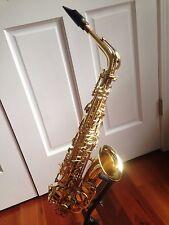 Selmer La Voix II Alto Saxophone--------Ready to Play