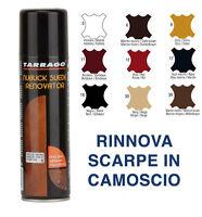 RINNOVATORE SPRAY PER SCARPE IN CAMOSCIO E NUBUCK - PROTEGGE E RENDE IL  COLORE 68a0ad94d6a