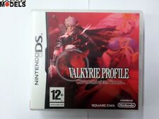 Nintendo DS VALKYRIE PROFILE Covenant of the Plume - GDR - Gioco di Ruolo Pal