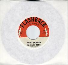THE BOX TOPS  Neon Rainbow / Everything I Am 45