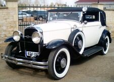 1931 Buick Roadster with handmade Dresden Body, Dry stored for 20 years..Superb