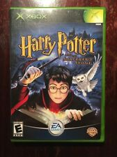 Harry Potter and the Sorcerer's Stone Microsoft Xbox Complete Free Shipping