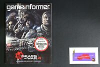 💎GAME INFORMER VIDEO GAME ISSUE 276 GEARS OF WAR 💎