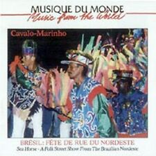 Cavalo-Marinho: Sea Horse - A Folkstreet Show by Cavalo-Marinho (CD, Mar-2003, B