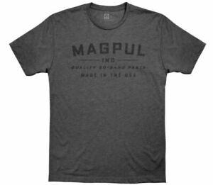 Magpul 122105 Go Bang Megablend 3XL Charcoal Gray T-Shirt