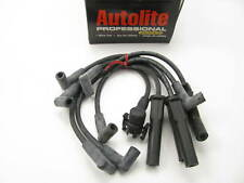 autolite 96046 ignition spark plug wire set 84-94 ford tempo mercury topaz  2 3l