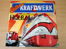 Kraftwerk/Reflection : Highrail/1979 Fontana LP/German Issue