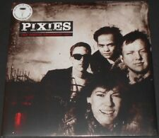 PIXIES the boston broadcast 1987 UK LP new CLEAR VINYL limited GATEFOLD COVER
