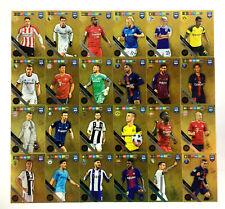 2019 PANINI ADRENALYN XL FIFA 365 * LIMITED EDITION made in italy * PREMIUM GOLD