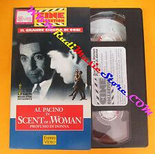 VHS film SCENT OF A WOMAN profumo di donna 1994 Al Pacino FABBRI (F139*) no dvd