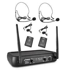 Pyle PDWM2145 VHF Wireless Microphone System