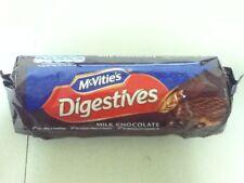 332gram PACK OF MCVITIES MILK CHOCOLATE DIGESTIVE BISCUITS - BRITISH CHOCOLATE