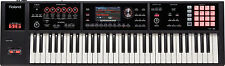 Roland 61 Key Music Keyboard Workstation - Black