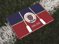 Libro 20 Anni UNIONE RUGBY CAPITOLINA 5000 foto a colori Grande Formato 257 pgg