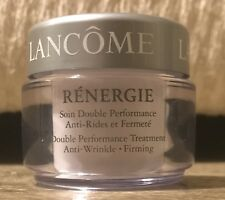 Large 1.7 oz Lancome Regenerie Soin DOUBLE Performance Treatment New W/out Box