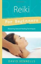 Reiki for Beginners Book ~ Wiccan Pagan Witchcraft Supply