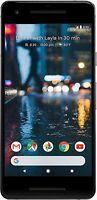 "Brand New Google Pixel 2 (64GB) Black GA00155-US UNLOCKED GSM Android OS 5"""