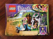New Lego Friends First Aid Jungle Bike Set 41032 In Sealed Box