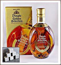 Dimple Golden Selection Scotch Whisky Whiskey & Original Kühlsteine Rosenstein
