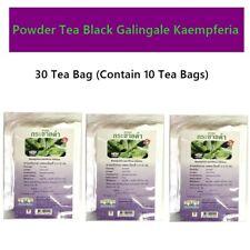 Powder Tea Black Galingale Kaempferia Parviflora Sexual Enlarger Men Erection