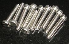 Para destinatarios popular ve 301 etcétera: 10x tornillos m3, 5 x 20 din84 a2 extra largo!