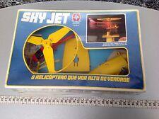 Vintage Estrela Helicoptero Sky Jet Nib Rare Factory Sealed