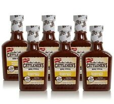 6 PACK CATTLEMEN'S MISSISSIPPI HONEY BBQ