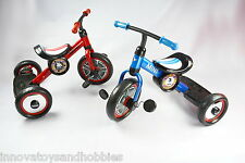 "Official licensed BMW Kids Premium Tricycle 10"" Bike Ride on"
