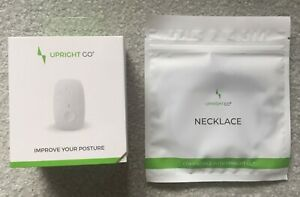 Upright Go Posture Corrector With NECKLACE New and Unused
