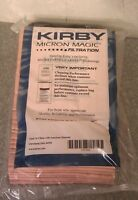 9 Sentria Micron Magic G3-6 Kirby Vacuum Bags BRAND NEW SEALED PRODUCT