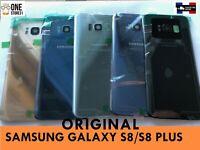 ORIGINAL vitre arrière couvercle cache batterie Samsung Galaxy S8 g950f/S8+ plus