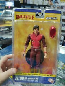 Smallville Series 2 Impulse DC Direct Action Figure Brand New in Package