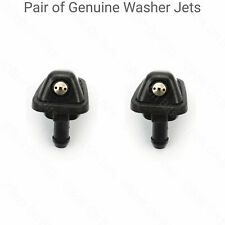 Isuzu Pickup TF 1999 to 2003 PAIR Windscreen Wiper Washer Jet Nozzles 2.5 TD