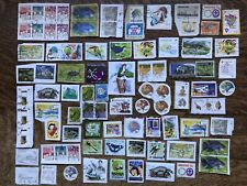 Collection Of Singapore Stamps Kiloware