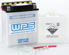 BATTERY W/ACID 12N14-3A