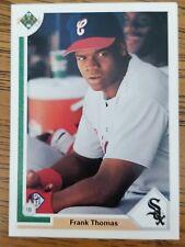 Frank Thomas  1991 Upper Deck (ROOKIE) baseball card #246   (Mint)