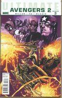 Ultimate Avengers 2 2010 series # 3 near mint comic book