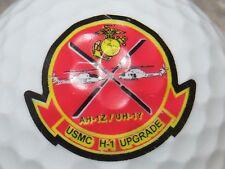 (1) Marines Marine Corps H1 Upgrade- United Stated Military Logo Golf Ball