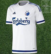 FC Copenhagen Home Shirt -  Official adidas Rare Football Shirt -Mens- All Sizes