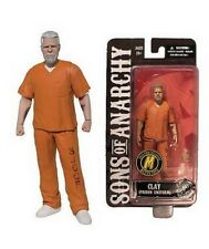Sons of Anarchy Clay Morrow Orange Prison Variant NYCC Excl. Action Figur Neu