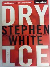 DRY ICE by Stephen White UNABRIDGED 10 CDs