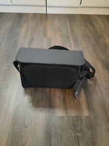 New Genuine DJI Spark / Mavic Pro Shoulder Bag Case Combo Black Drone Carrier